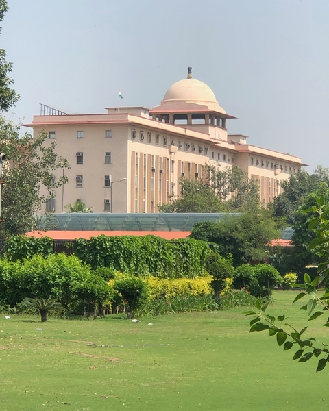 Shastri Bhavan, photographed in October 2019