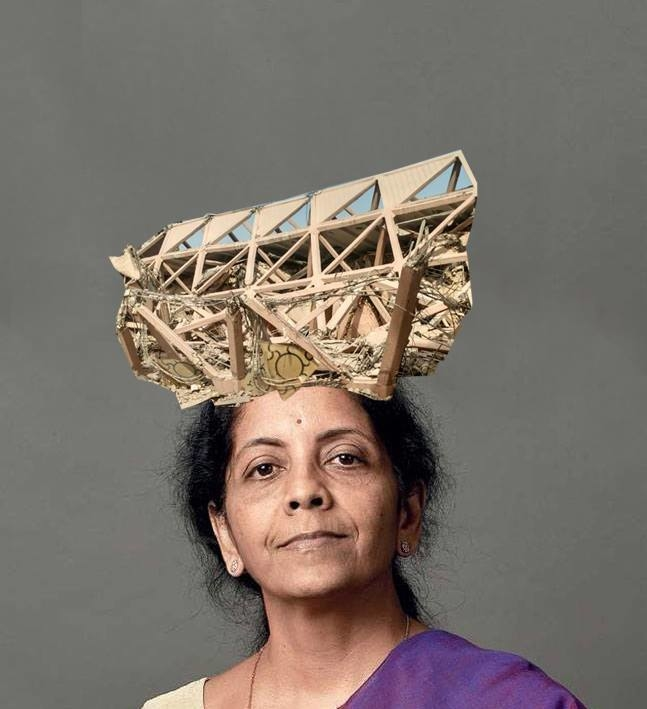 Nirmala Sitharaman passed the demolition of the Hall of Nations and the Nehru pavilion in Pragati Maidan