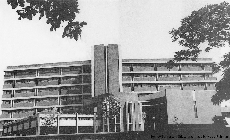 Curzon Road Hostels, 1969