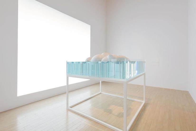 The exhibition Freeing Architecture demonstrates Ishigami's astonishing capacity to think of his practice outside the limits of know-how and architectural thought.